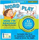 img - for Now I'm Reading! Pre-Reader: Word Play (NIR! Leveled Readers) book / textbook / text book
