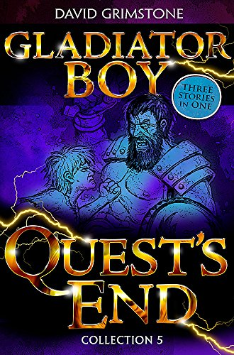Quest's End: Three Stories in One Collection 5 (Gladiator Boy)]()