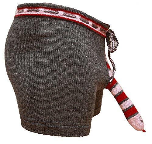 """MySexyShorts Herrenunterwäsche """"Schlange"""", dehnbare Retropants aus Baumwolle, Geschenk, Witzige Shorts, Boxershorts"""