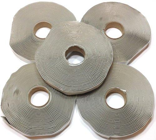 Colorimetrics Gray Putty Tape / Butyl Tape 1/8