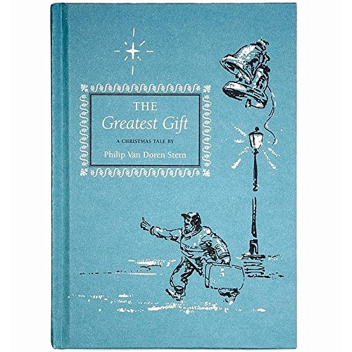 the-greatest-gift-by-philip-van-doren-stern-blue-limited-edition-reproduction-by-graphic-image-