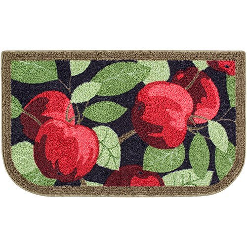 "Apples Kitchen Print Rug, 1'8""x2'10"" from Better Homes & Gardens"