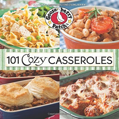 - 101 Cozy Casseroles (101 Cookbook Collection)