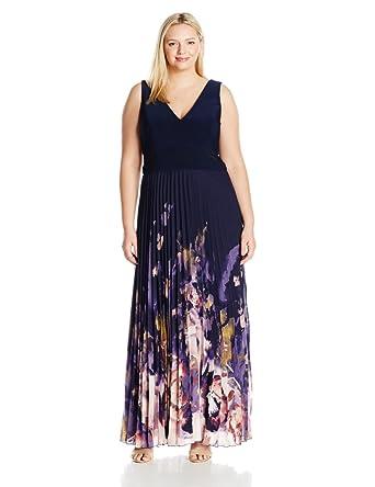 Xscape Plus Size Dress