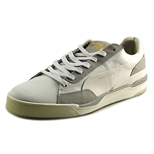 Men's MCQ Move Lo Lace Up Ankle-High Leather Fashion Sneaker