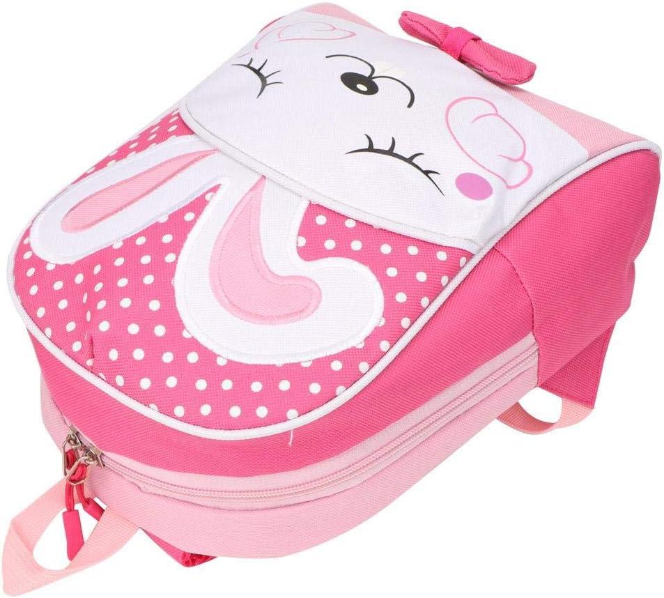 Children Backpack Blue Cartoon Anti-Lost Rucksack with Safety Harness Kids Travel Schoolbag for Kindergarten Preschool Nursery Girls Boys Birthday Gifts