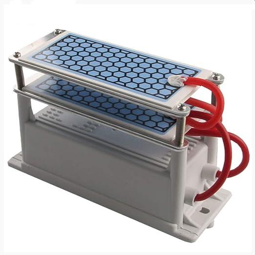N/X Generador De Ozono 20 G/H Película Azul Larga Vida Placa De ...