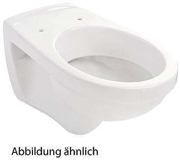 Wand-WC | Tiefspüler | Weiß | WandWC | Toilette | Hänge-WC | Klo ...