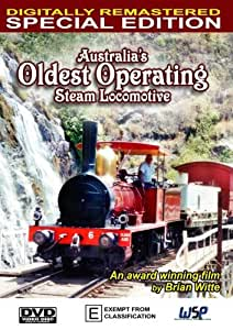 Australia's Oldest Operating Steam Locomotive[NON-US FORMAT, PAL]