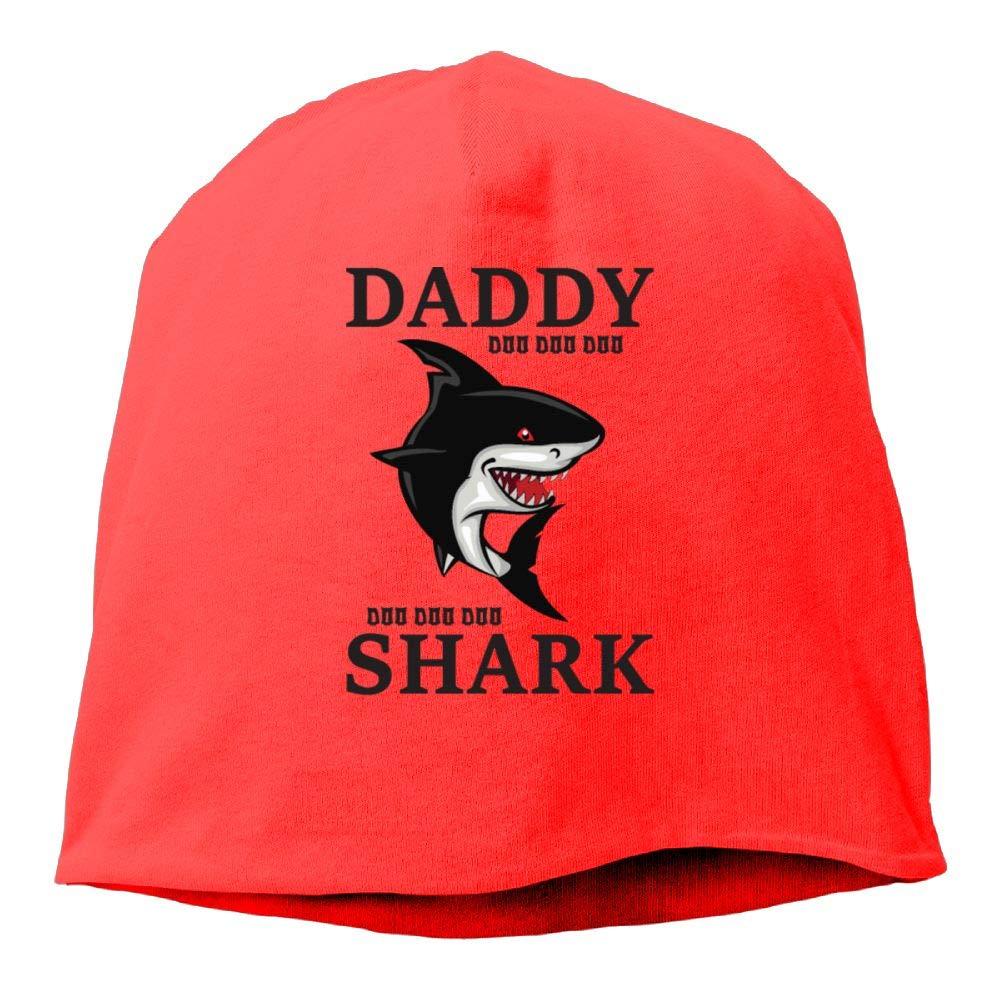 Daddy Shark Cool Beanie Hat Knit Hats Unisex