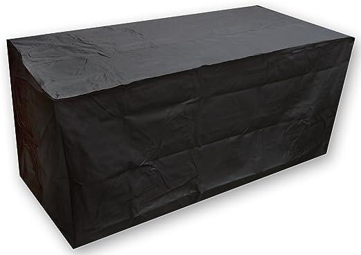Ruichenxi ® Funda protectora para mesa de jardín (tamaño: 155x115x65cm): Amazon.es: Jardín