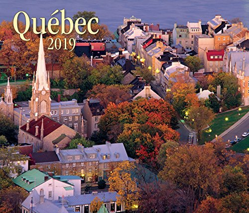 Quebec 2019 (French Edition) by Firefly Books