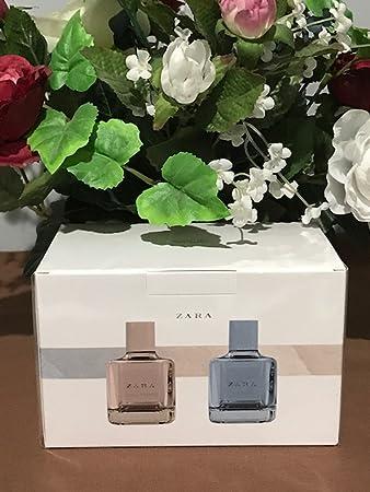 Amazoncom Zara Woman Eau De Toilette Set Joyful Tuberose