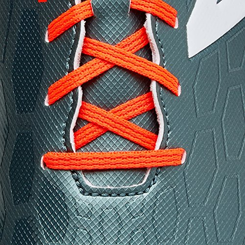Bota de fútbol New Balance Visaro 2.0 Control FG Grey-Alpha orange Grey-Alpha orange