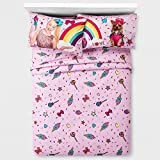 Nickelodeon Jojo Siwa Girls Full Bedding Sheet Set
