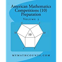 American Mathematics Competitions Amc 10 Preparation