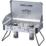 ユニフレーム(UNIFLAME)ツインバーナーUS-1900 610305