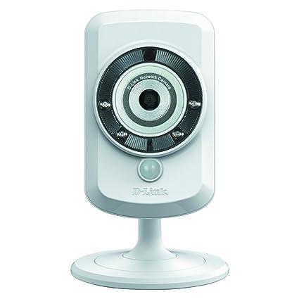Caméra de surveillance HD avec un grand angle.