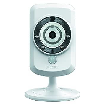 Amazon.com : D-Link Record & Playback Wi-Fi Camera with Remote ...