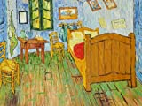 Van Gogh Paintings: Vincent\'s Bedroom at Arles