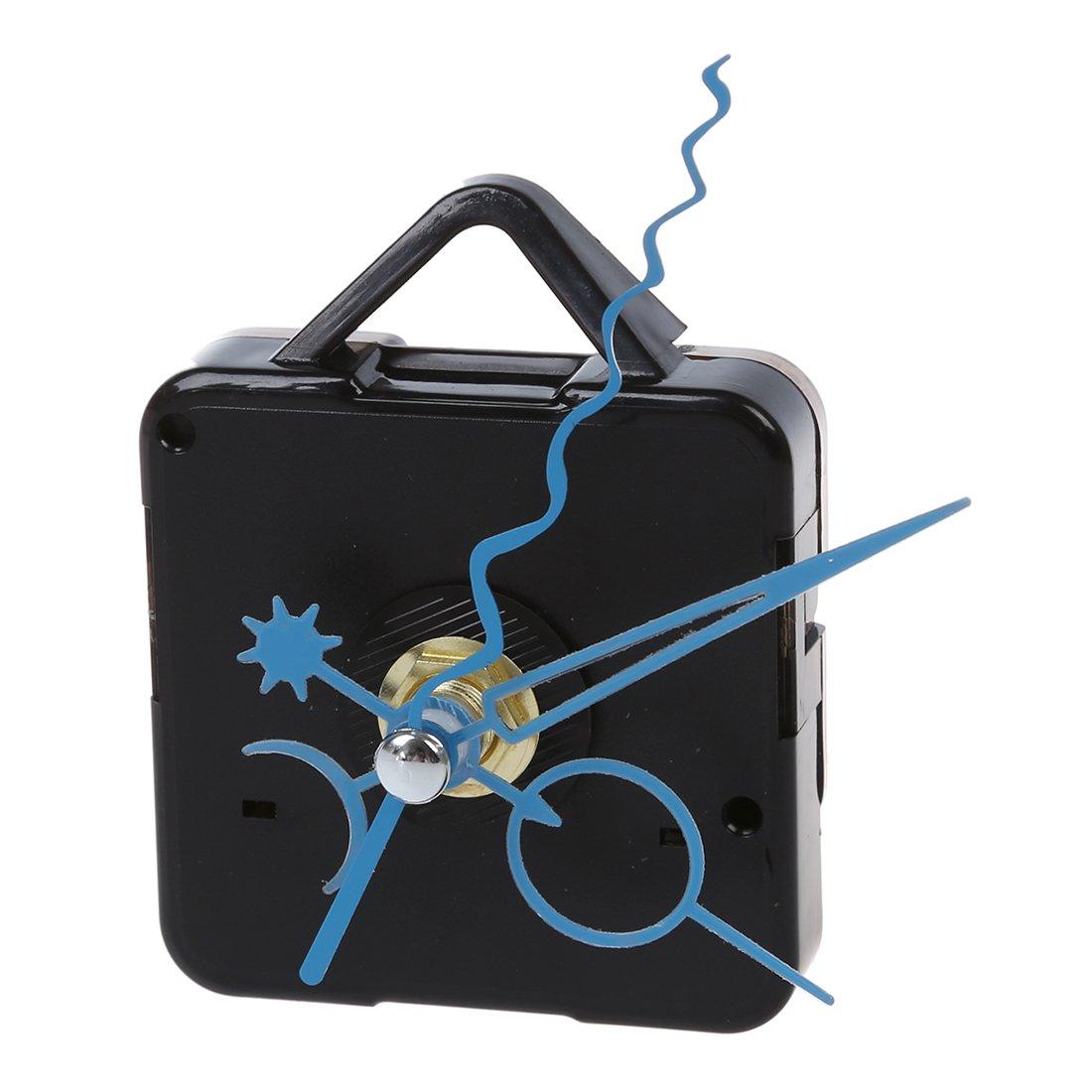 TOOGOO Macchine meccanismo al quarzo + aghi di clock orologiaio