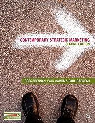 Contemporary Strategic Marketing 2e