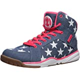 Zumba Women's Energy Boom High Top Dance Workout Sneakers Enhanced Comfort Support