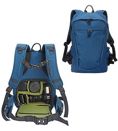 Abonnyc Photo Hatchback 19L Camera Backpack - Waterproof Anti-Shock Daypack  Style Backpack for DSLR