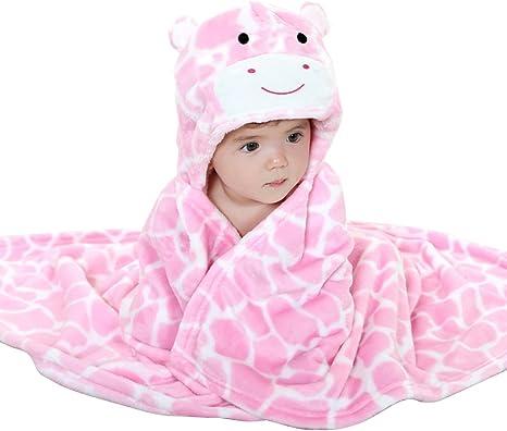 Mture Toalla de bebé con capucha, Capa de Baño Bebé para bebé ...