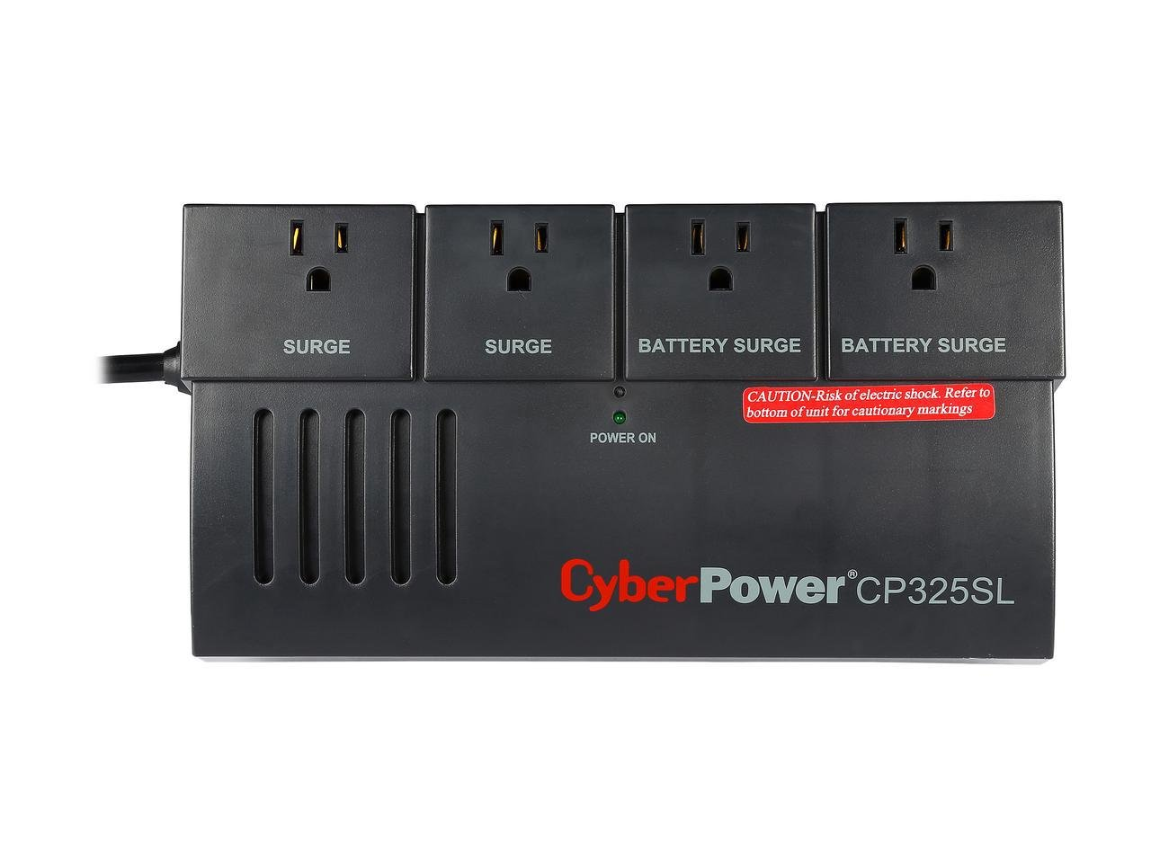 CyberPower CP325SL 325 VA 185 Watts UPS Battery Backup System