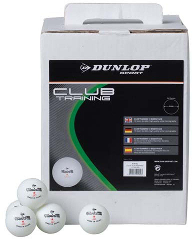 【激安アウトレット!】 Dunlop 1 Star学校 Dunlop B01CSUSH0O/クラブPing Pongトレーニングテーブルテニスボールホワイトパックof 144 144 B01CSUSH0O, 春日市:86691e2f --- b2b.casemyway.com