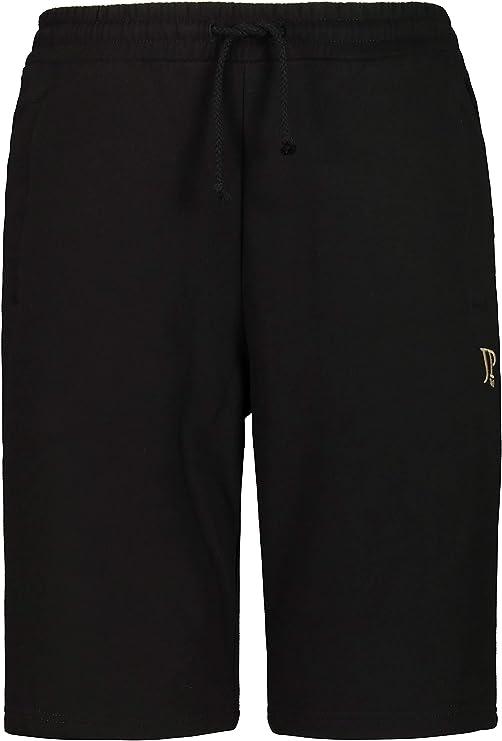 JP 1880 Sweathose Kurz Bañador, Negro (Schwarz 10), (Talla del Fabricante: 4X-Large) para Hombre