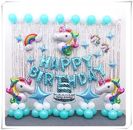 Amazon Baby Birthday Decoration Balloon Package Children