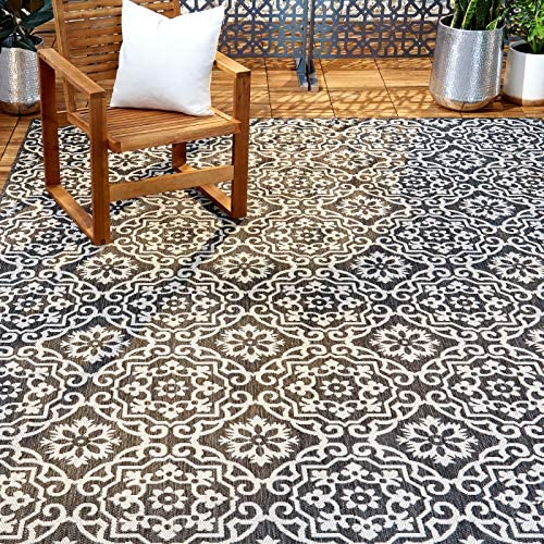 Home Dynamix Nicole Miller Patio Country Danica Area Rug