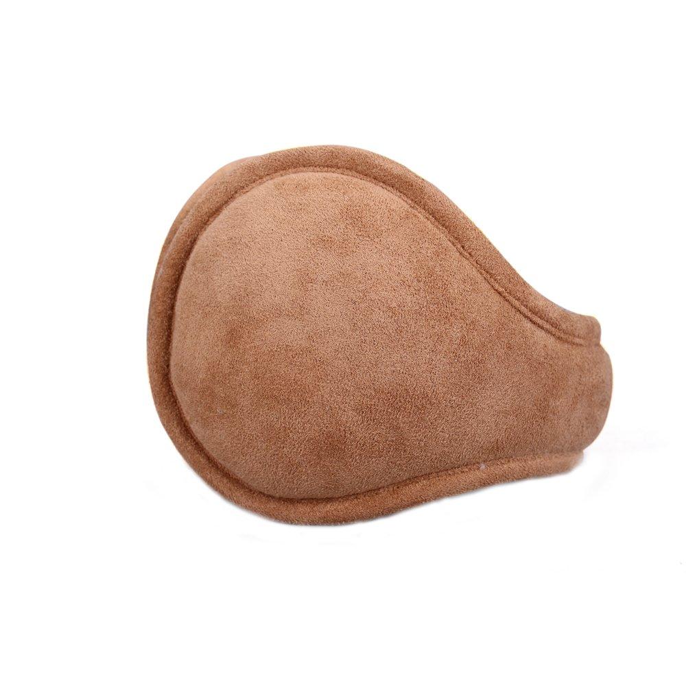 Winter Outdoor Sports Ear Warmers 4 Colors Earmuffs Camel-men Harulucky