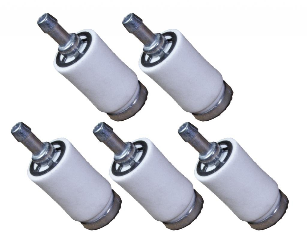 Homelite Ryobi Equipment (5 Pack) Replacement 2mm ID Fuel Filter Assembly # 310976001-5pk
