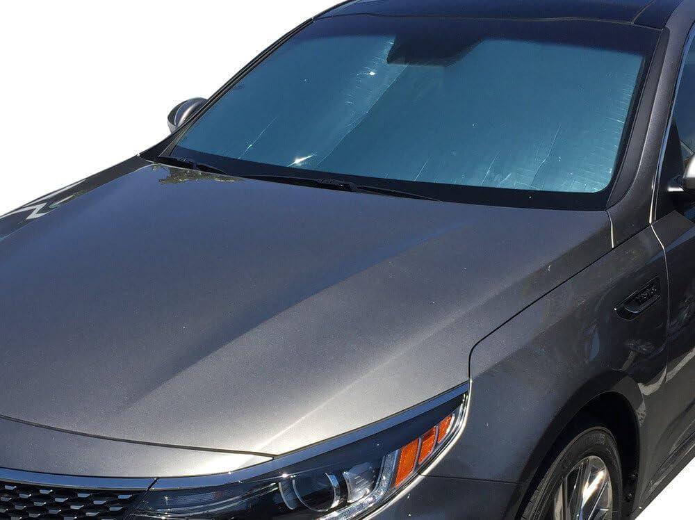 Custom Fit Reflective WindShield Sunshade for 2016 2017 Kia Optima Sedan
