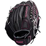 franklin sports Pro Series Fastpitch Softball guantes, Rosado, 33.02cm (13'')