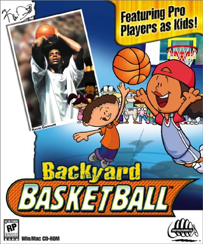 Backyard Basketball Games (Backyard Basketball)