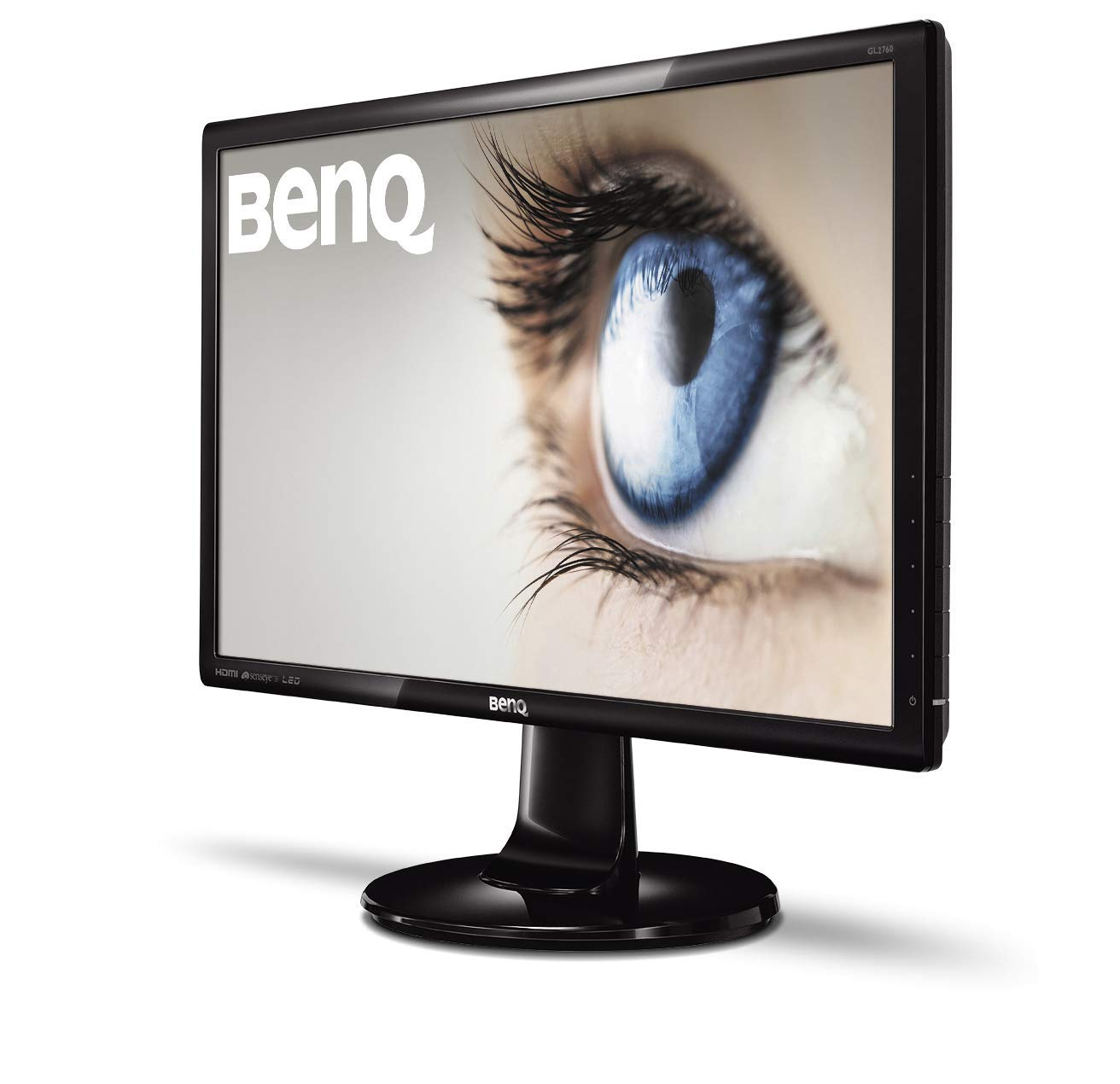 BenQ 27 Inch 1080P Monitor 75 Hz 1ms for Gaming Proprietary Eye-Care Tech Adaptive Brightness for Image Quality GL2780