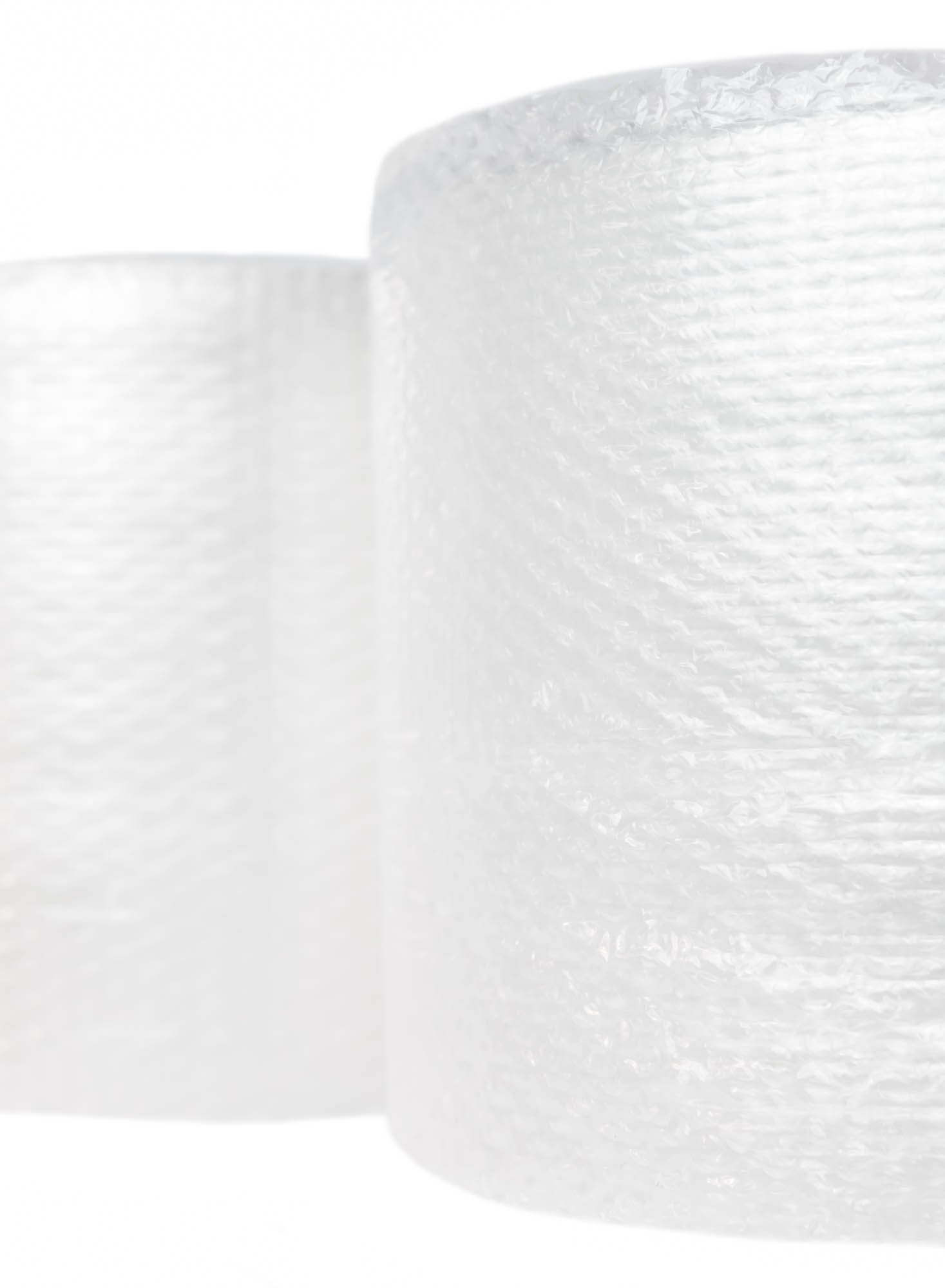 Small 3/16 inch Bubble Cushioning Wrap Slit 12 by 12 Perf 525 Foot Roll Lightweight Protective Packaging Material in Rolls/Perforated Sheets for Moving, Shipping, Padding and Packaging by B2Bboxes (Image #4)