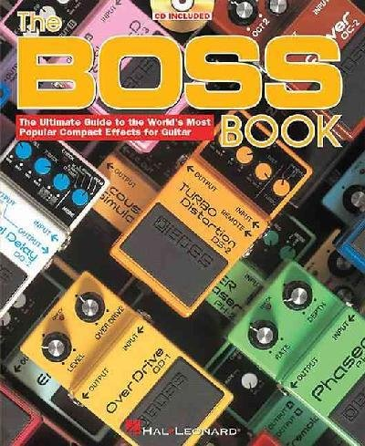 The Boss Book **ISBN: 9780634044809** Paperback – January 1, 2001