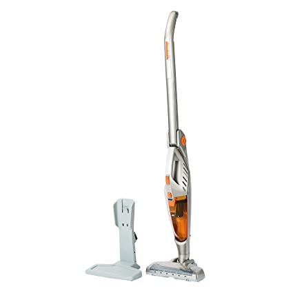4787d1fcf25 Ovation HT107 Cordless Folding 2-in-1 Upright and Handheld Stick Vac Vacuum  Cleaner