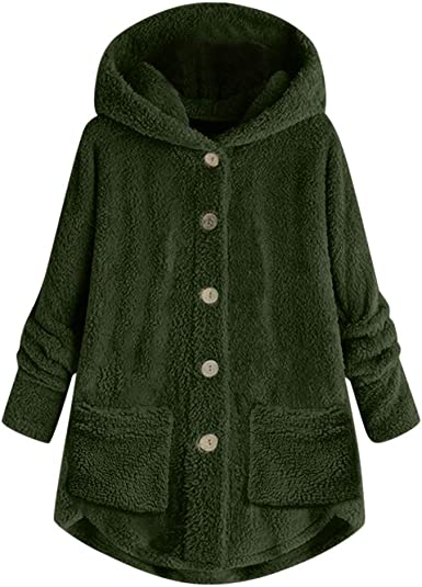 BOLUOYI Womens Casual Sherpa Fleece Vest Zip up Warm Cardigan Waistcoat Outerwear