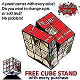 Custom Photo Puzzle Cube Deal