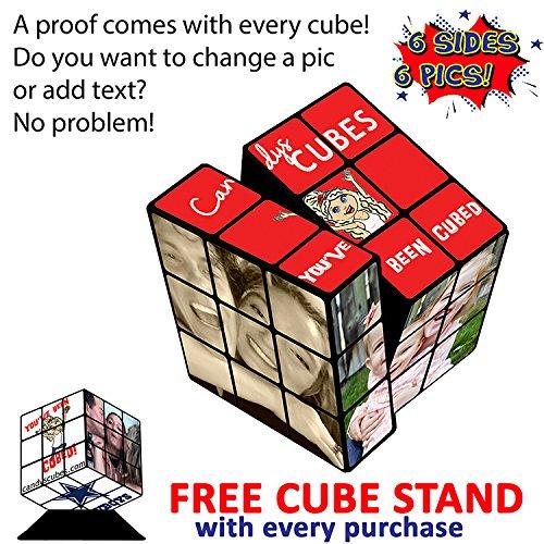 (photo puzzle cube)