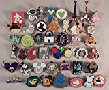 Disney Pin Trading Lot of 20 Assorted Pins - No Doubles - Tradable - Brand NEW