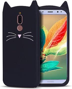 Funda Huawei Mate 10 Lite, Carcasa Huawei Mate 10 Lite, RosyHeart ...
