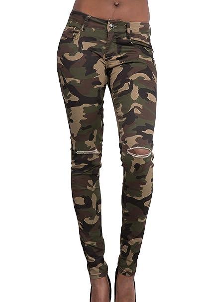 Inlefen Pantalones Casuales De Mujer Pantalones Sueltos De Camuflaje Pantalones Harem Pantalones Baile Hip Hop Moda Ocio Deportes Al Aire Libre Mujer Pantalones Largos Creeo Com Br