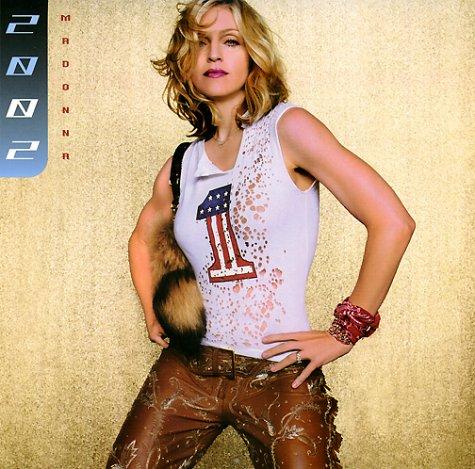 Madonna 2002 Calendar